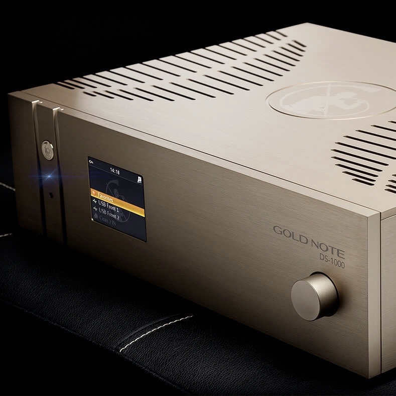 Gold Note DS-1000 Deluxe mkII DAC