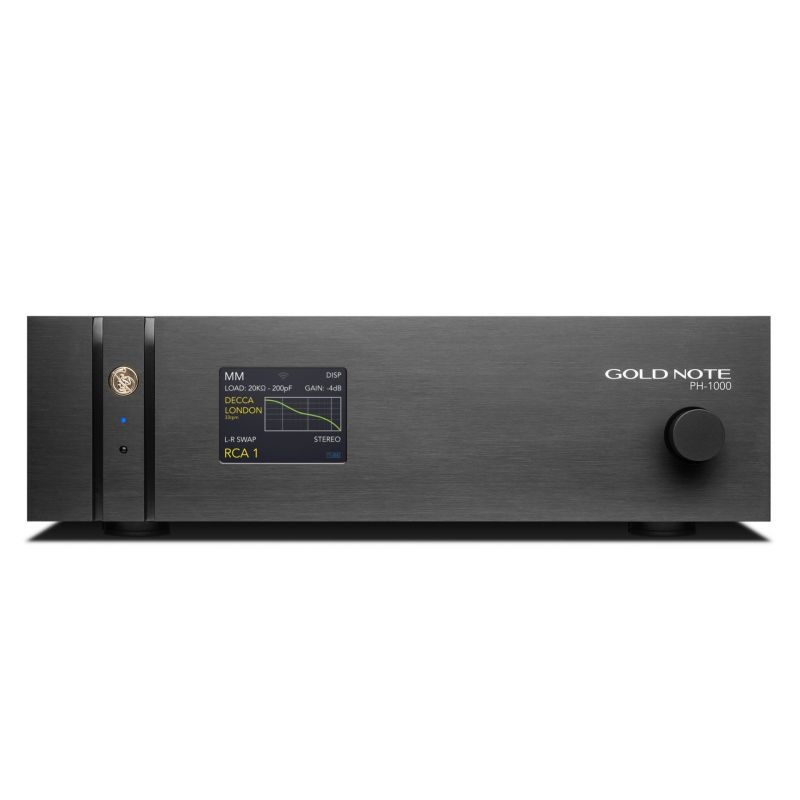Gold Note PH-1000 Phono Preamplifier