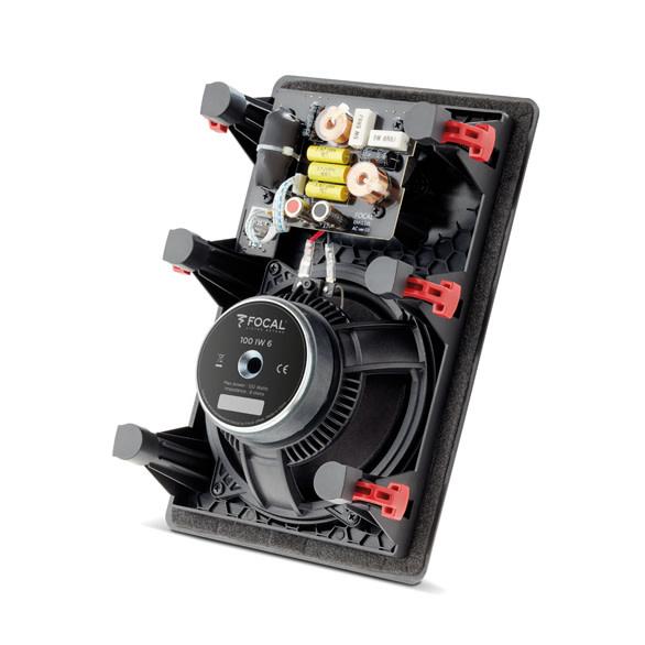 """Focal 100IW6 6"""" In-Wall Speaker"""