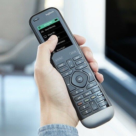 Logitech Harmony Pro 2400 Advanced Remote and Hub