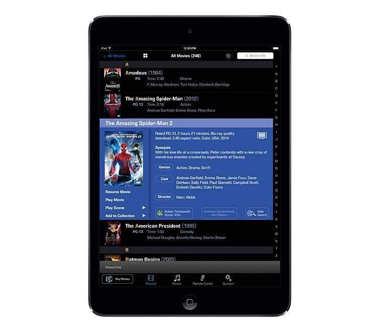 Kaleidescape Terra Movie Server with 24 TB