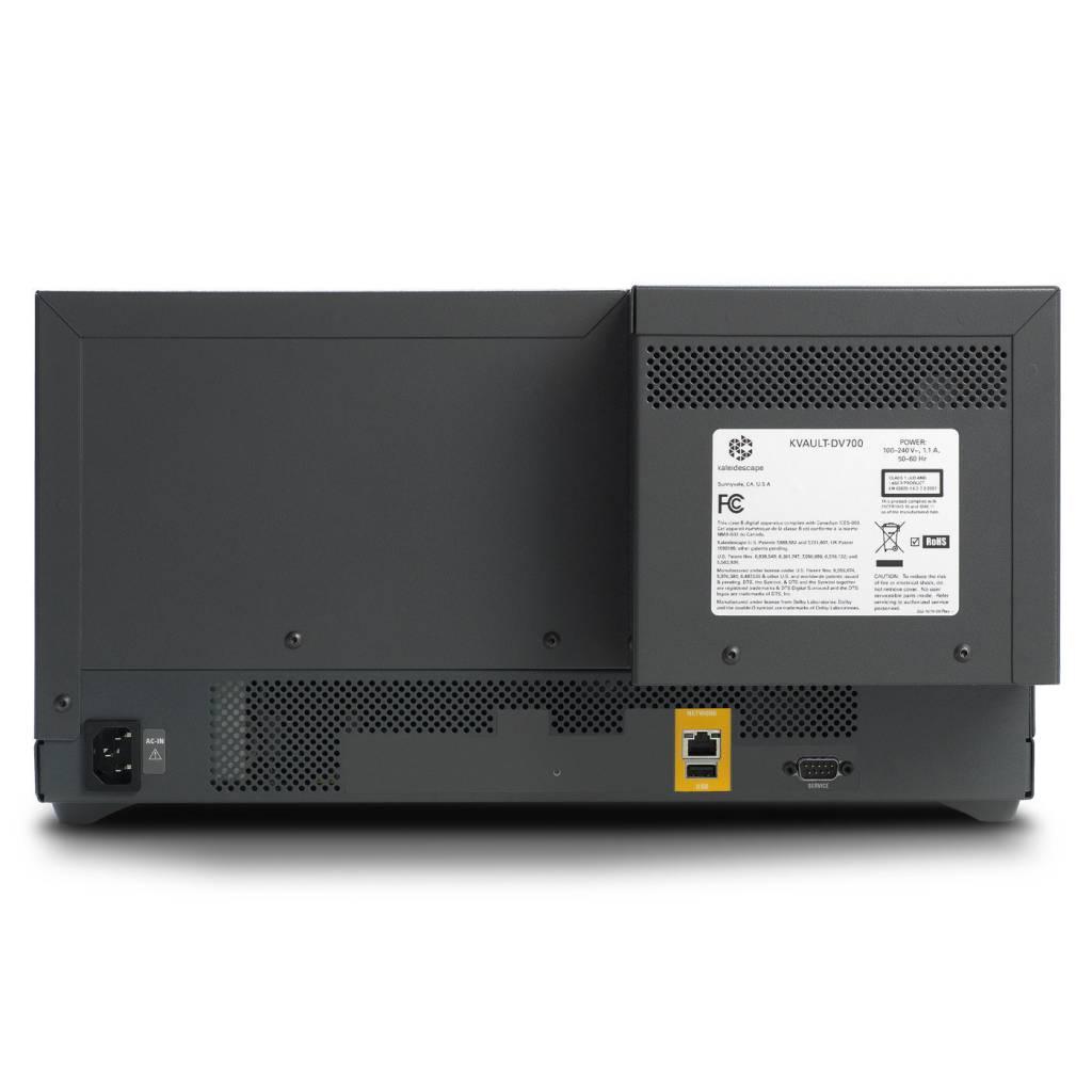 Kaleidescape 320 Disc Vault/ Disc Server, DV700