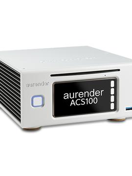 Aurender ACS 100 Server,  Streamer,  CD-Ripper,  Metadata Editor