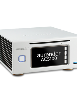 Aurender ACS100 Server, Streamer, CD-Ripper, Metadata Editor