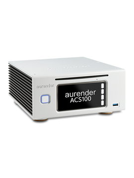 Aurender ACS100 Server, Streamer, CD-Ripper, Metadata Editor