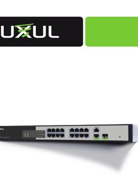 Luxul XFS-1816P 16-Port POE Managed Switch