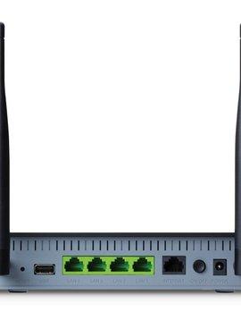 Luxul XWR-1200 Dualband Wireless AC Gigabit Router