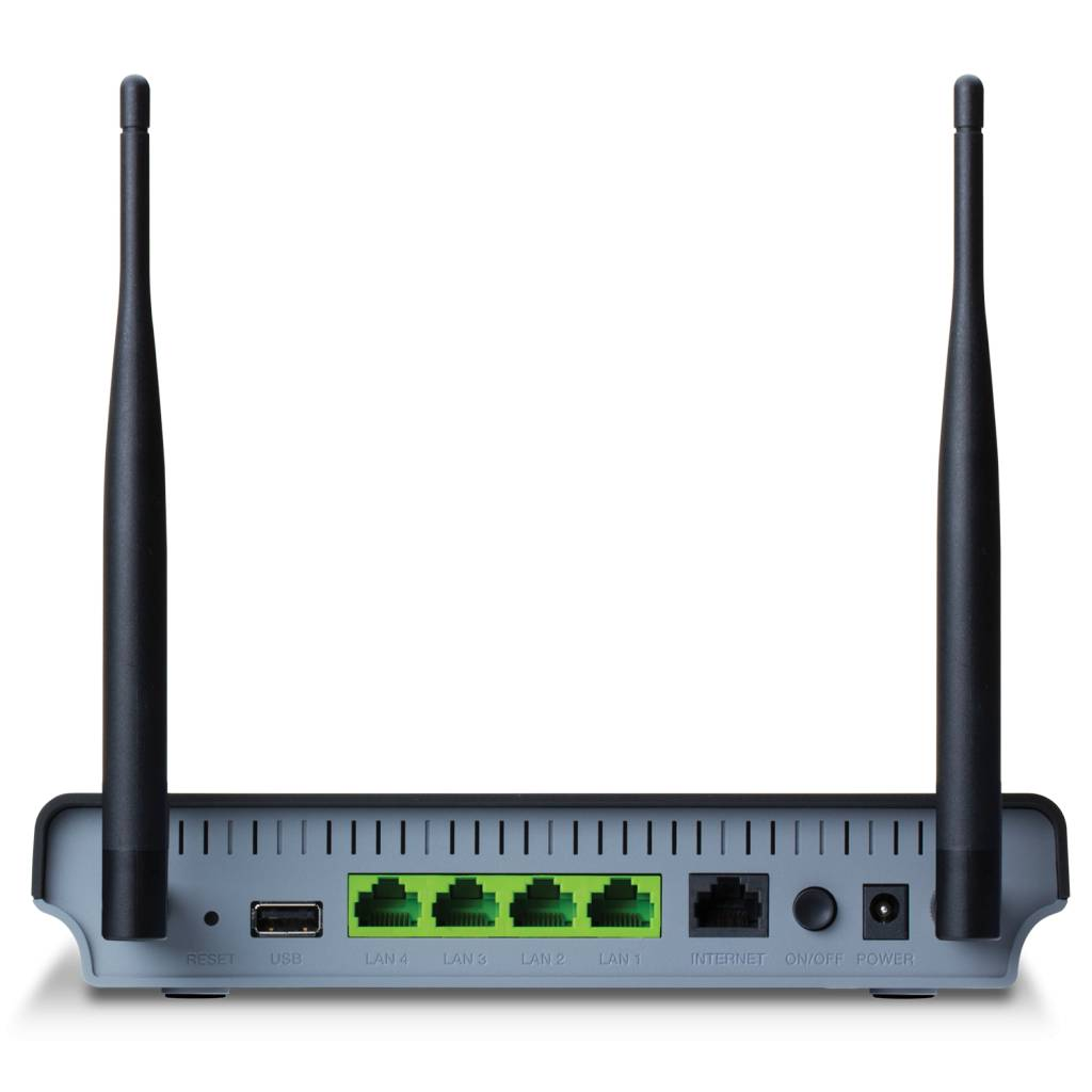 Luxul XWR-1200 Dualband Wireless AC Gigabit Router