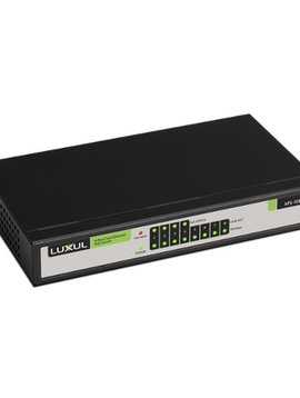 Luxul XFS-1084P 8-Port 10/100 Switch