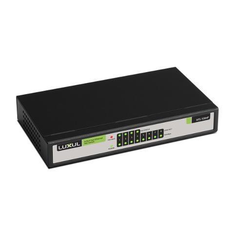 Luxul XFS-1084P 8-Port 10/100 Switch, 4 POE