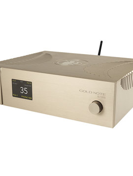 Gold Note IS-1000 Integrated Amplifier