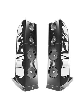 Gold Note Loudspeakers XS-85 ( pair )