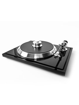 EAT European Audio Team C-Sharp Piano Black Turntable