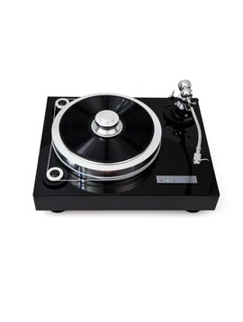 EAT European Audio Team Forté S Piano Black Turntable