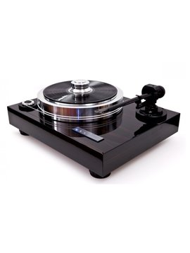 EAT European Audio Team Forté S Macassar Turntable