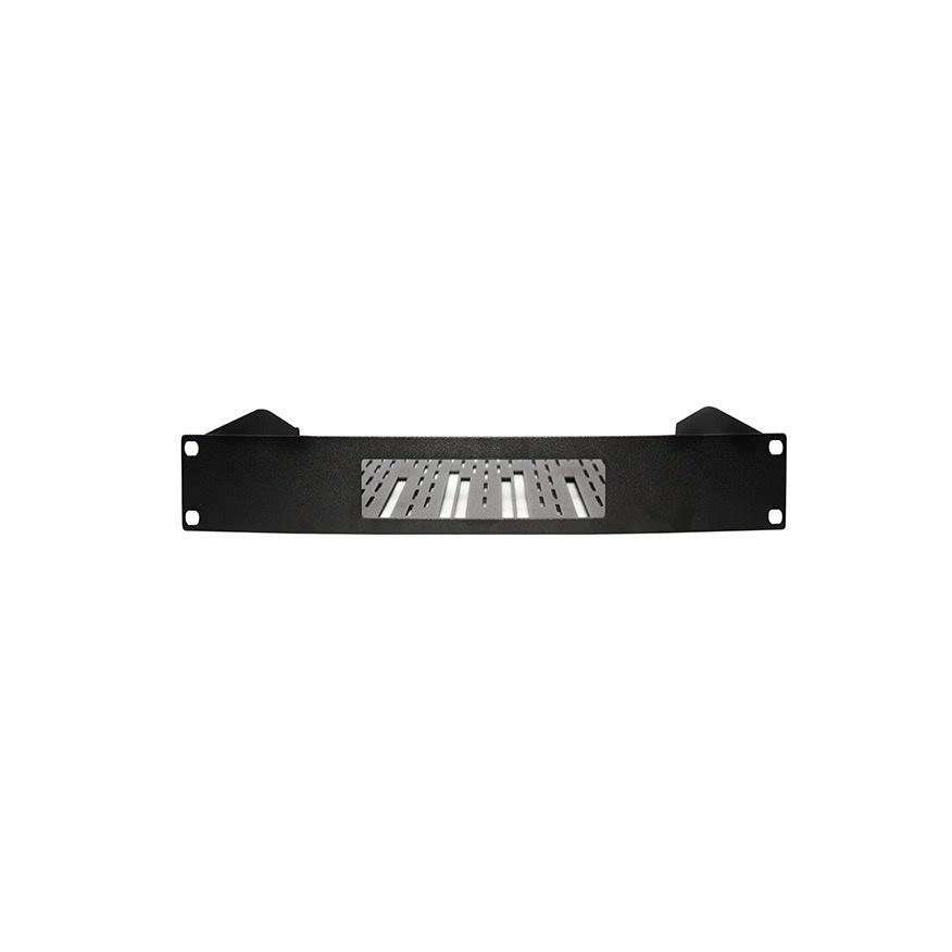 Control4 1U Rack Mount Kit, Single EA-1 Shelf, C4-EA1RMK1-BL