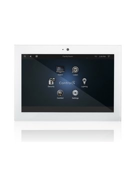 "Control4 10"" Touch Screen In-Wall, C4-WALL10-1-WH"