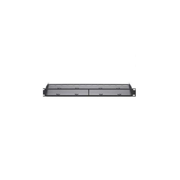 Control4 1U Rack Mount Kit, Dual HC250 Shelf, C4-1URMK2B-B