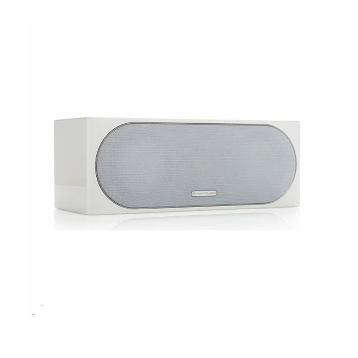 Monitor Audio Radius R200 Center Channel Speaker Piano White Lacquer
