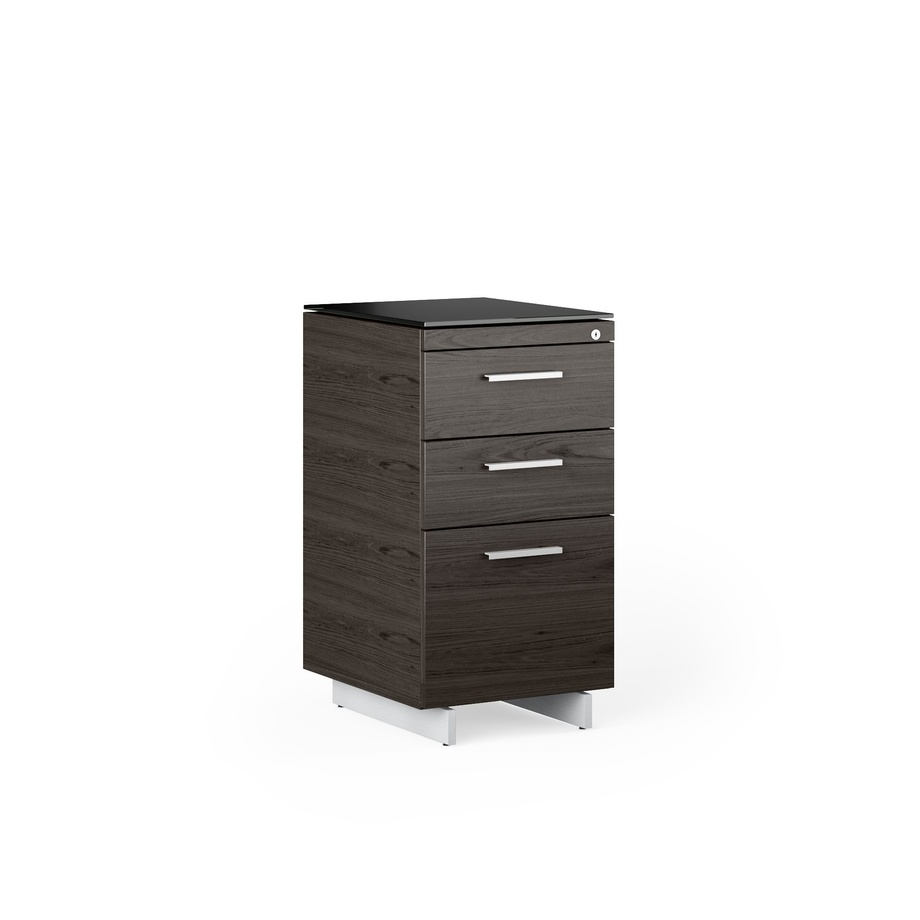 BDI Sequel 6114 Three-drawer File