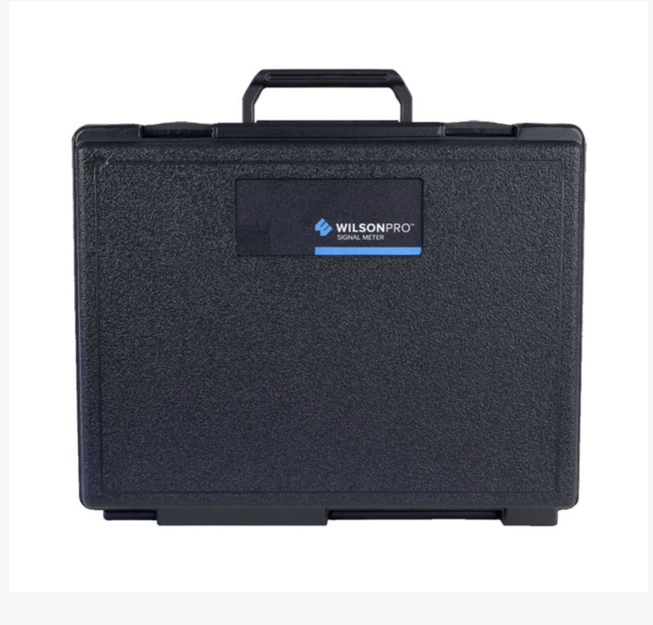 WilsonPro 993301 Plastic Carrying Case for Signal Meter (meter not included)