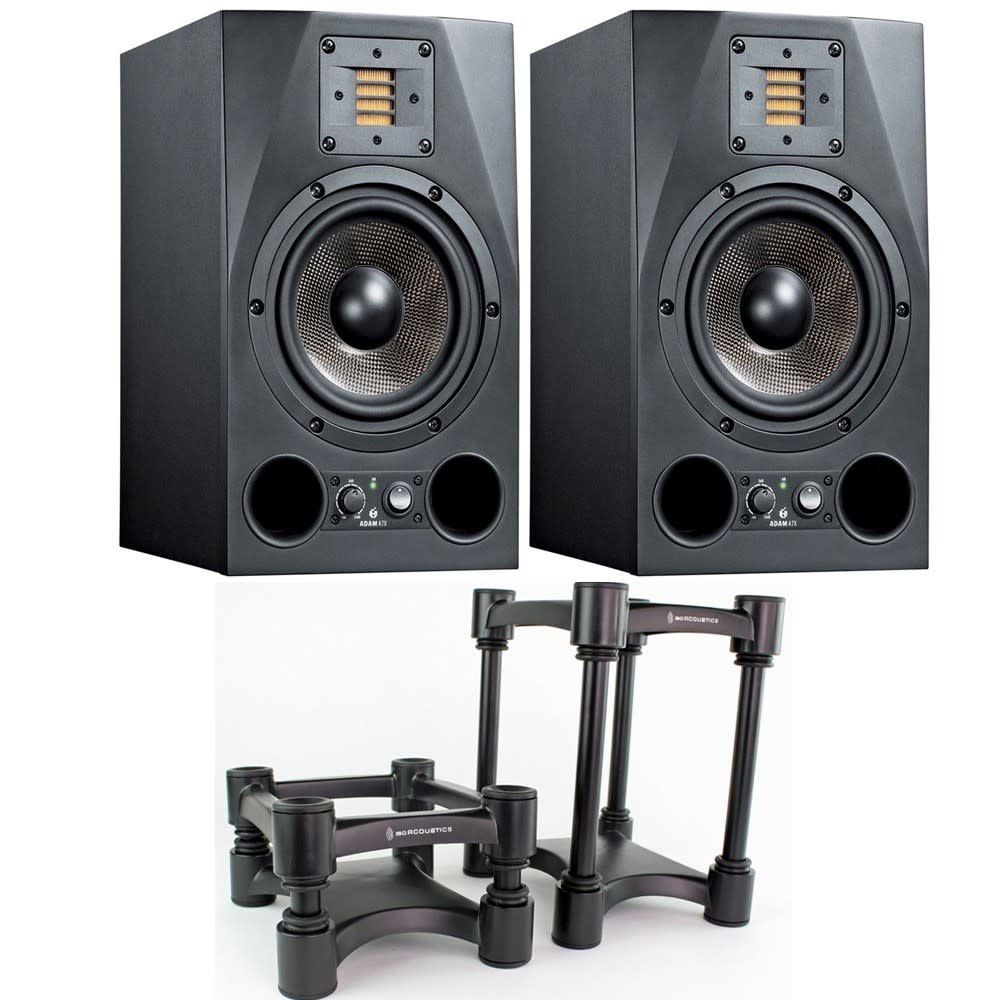 IsoAcoustics ISO-155 Studio Monitor / Speaker Isolation Stands
