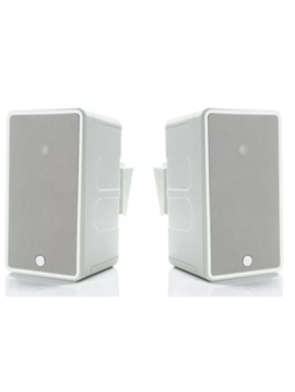 Monitor Audio Climate 50 Outdoor Speakers, White