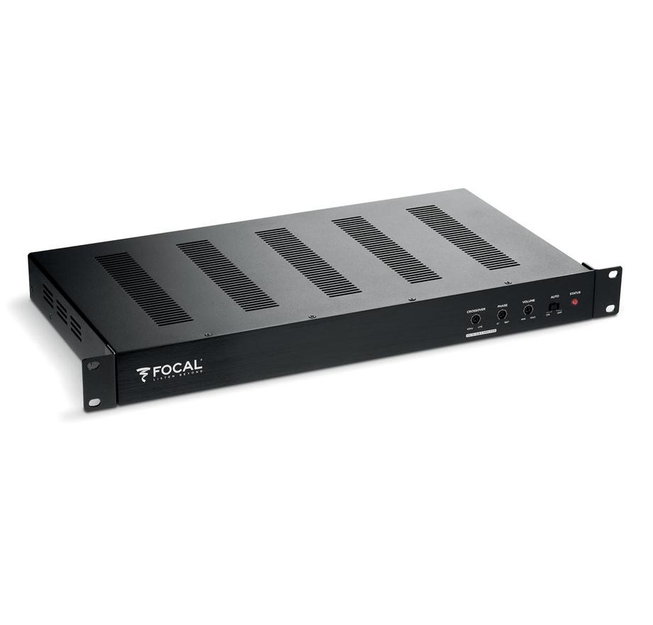 Focal 100 IWSUB8 & Amplifier