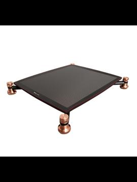 Bassocontinuo EOS 2.0 Carbon Audio Rack, Revolution Line