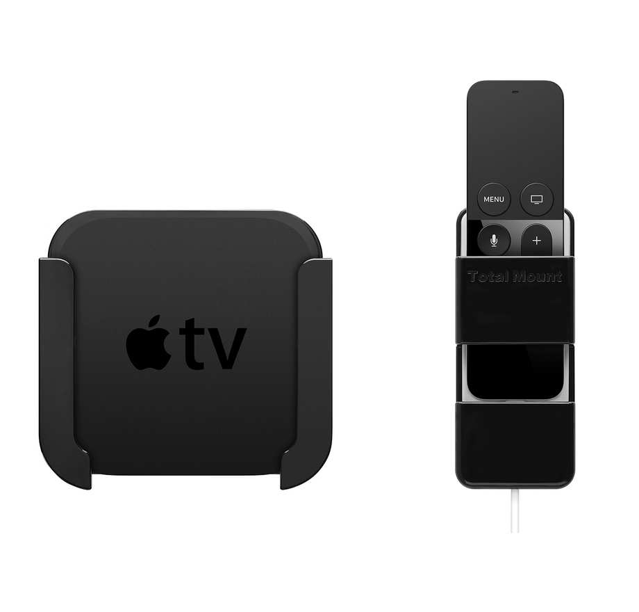 Innovelis TotalMount for Apple TV's (2nd, 3rd & 4th Generation)