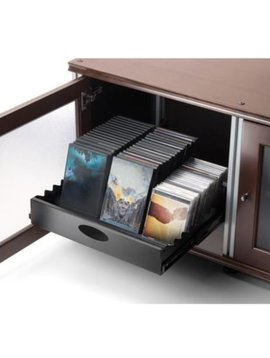 Salamander Designs Bottom Shelf Media Tray, CA/UPT