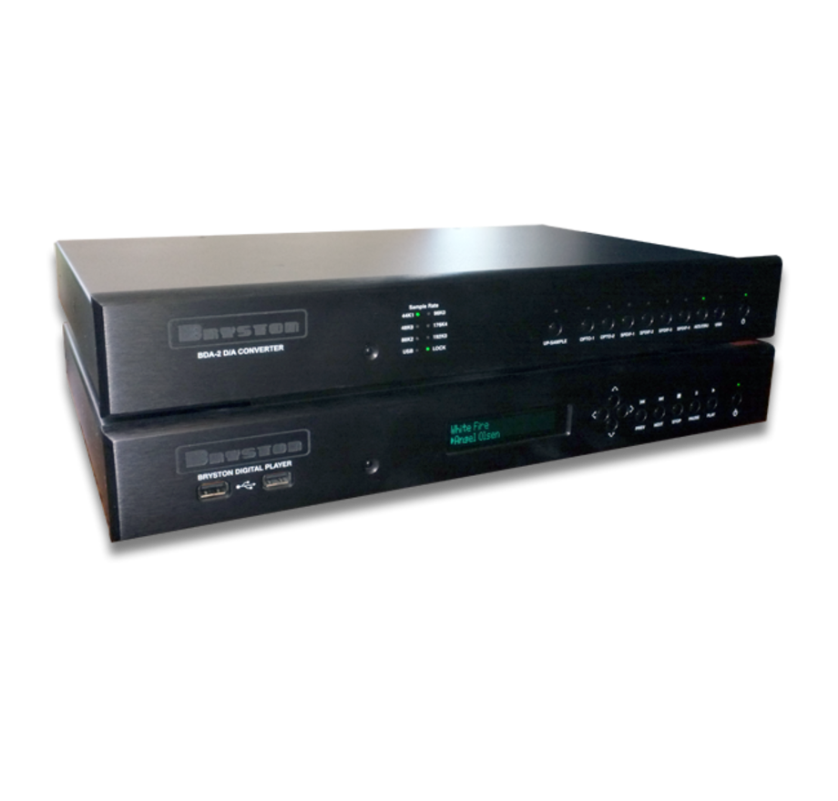 Bryston BDA-2 Digital to Analog Converters
