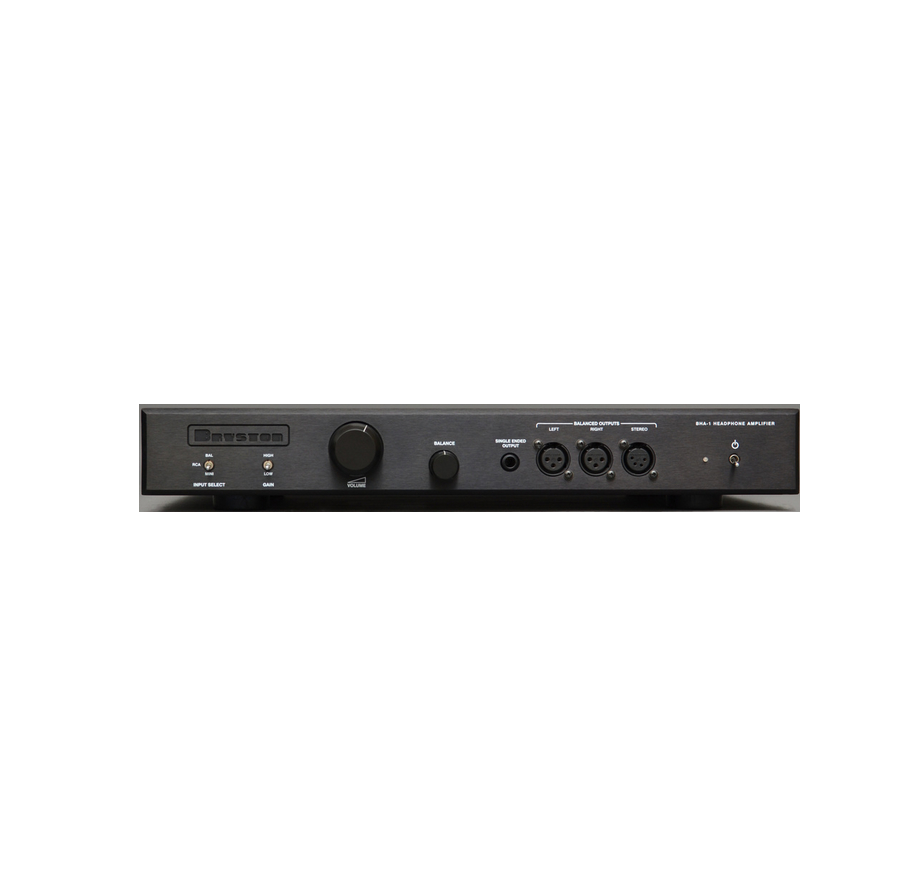 Bryston BHA-1 Headphone Amplifier w/Balanced and Single Ended Outputs