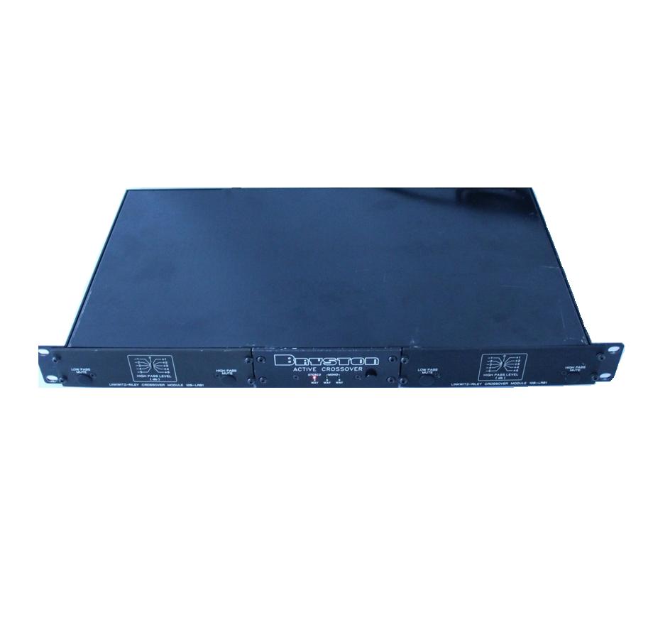 Bryston 10B-LR Analog Electronic Crossover