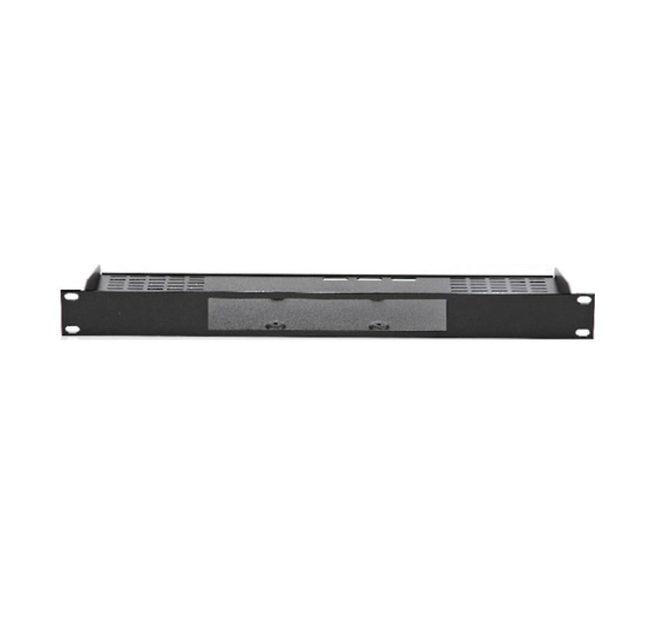 Control4 1U Rack Mount Kit, Single HC250 Shelf, C4-1URMK1B-B