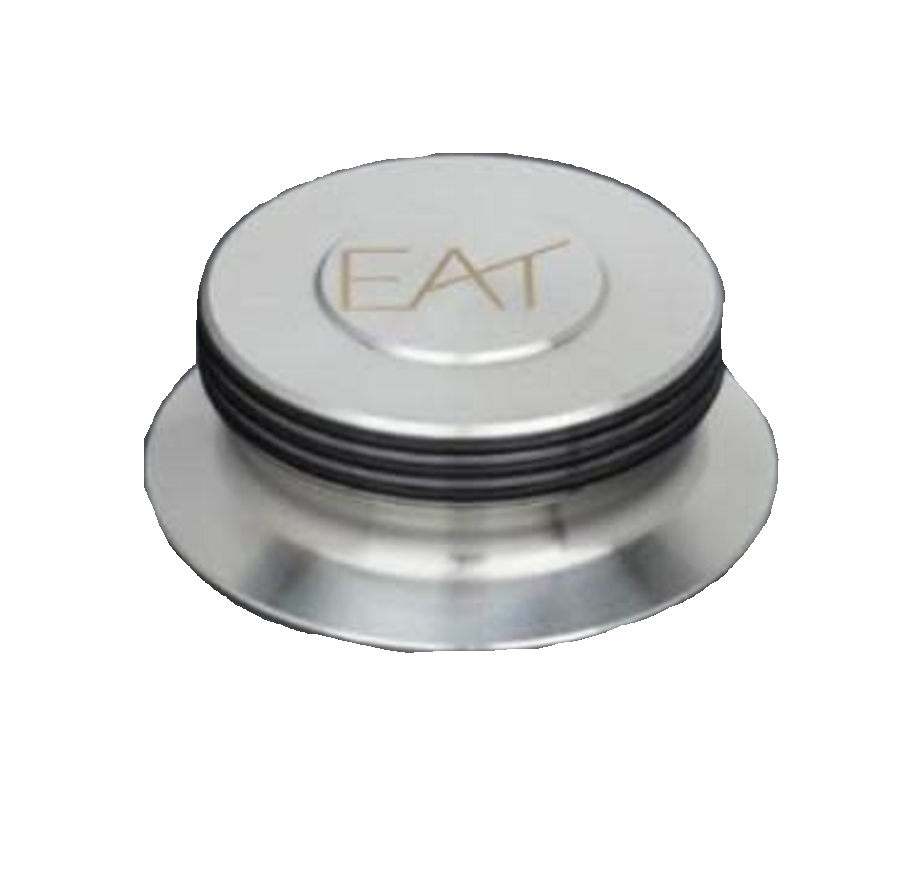 EAT European Audio Team Massive Stainless Steel Record Weight