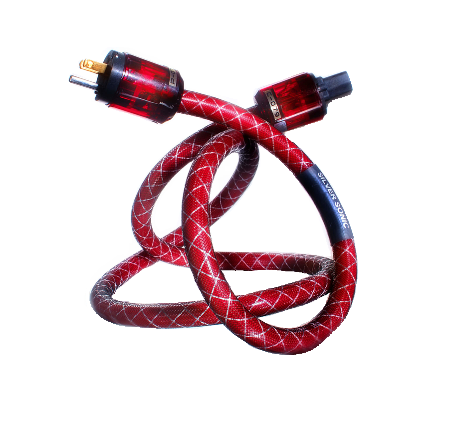 DH Labs Red Wave Power Cable