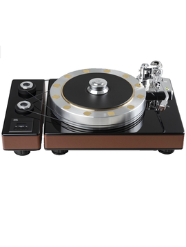 EAT Fortissimo Leather Edition Turntable