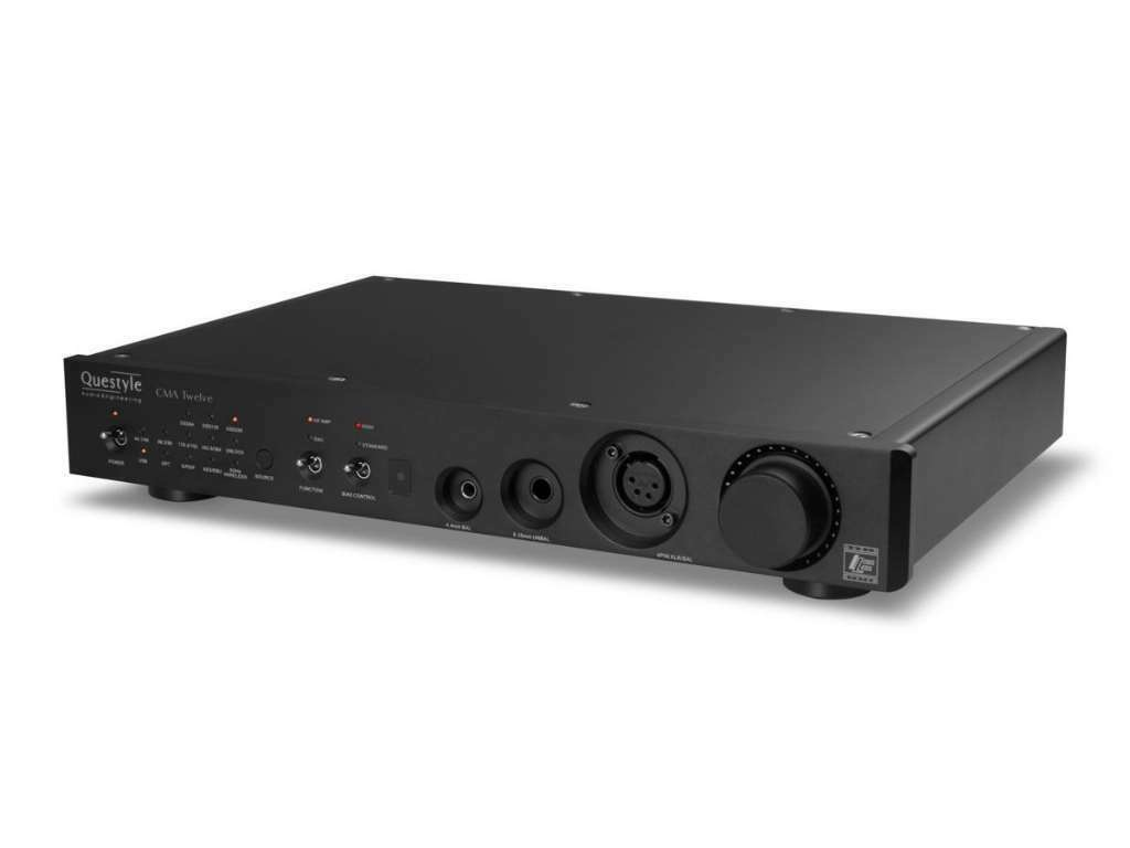 Questyle Audio CMA Twelve True DSD DAC & Headphone Amplifier
