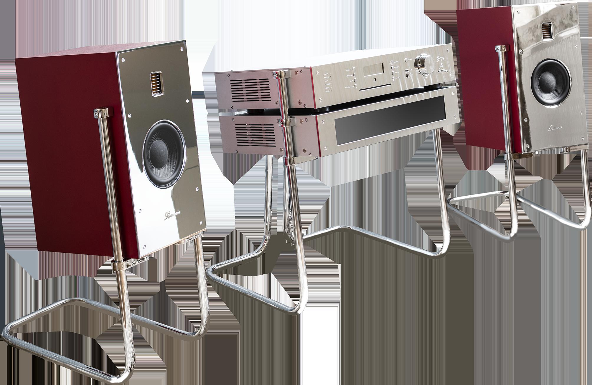 Burmester Phase 3 Retro Style System