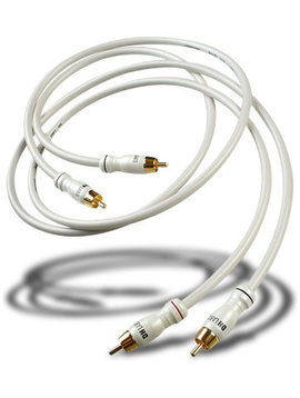 DH Labs Silver Sonic* White Lightning RCA Audio Cable