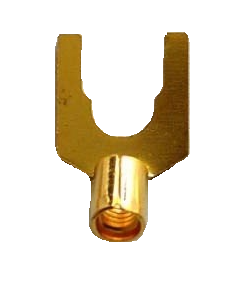 DH Labs DH Labs 10-12 Gauge Spade Connectors, SP-10