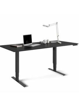 "BDI Stance 6652 Lift Standing Desk, 66"""