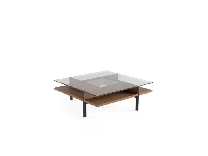 BDI Terrance 1150 Square Coffee Table