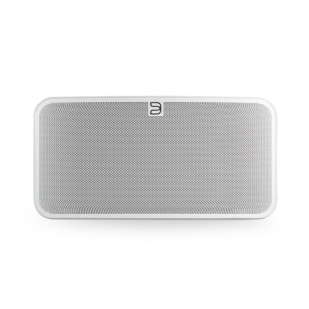Bluesound U.S. Pulse Mini 2i Compact Wireless Multi-Room Music Streaming Speaker