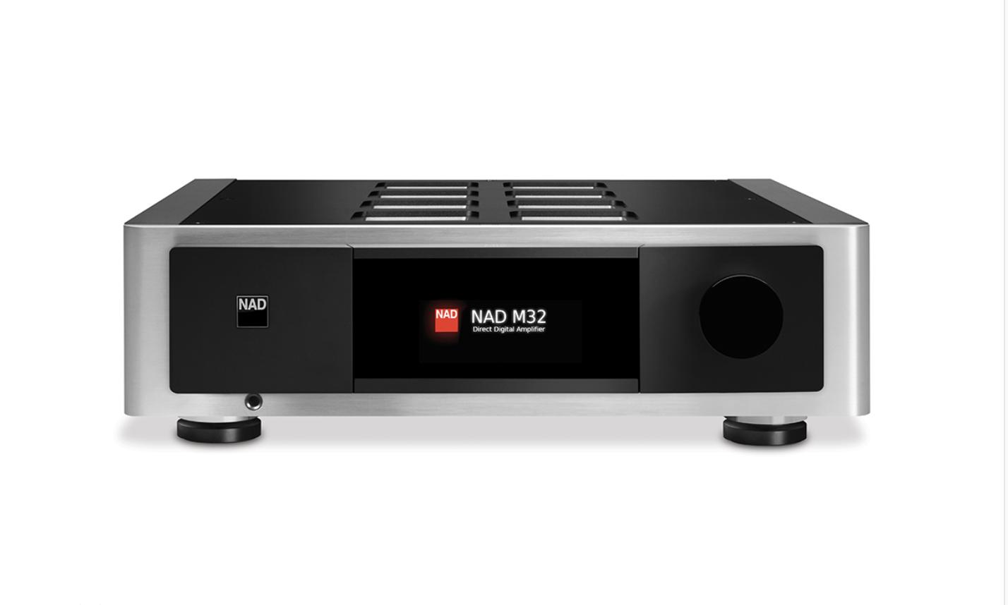NAD M32 DirectDigital Amplifier