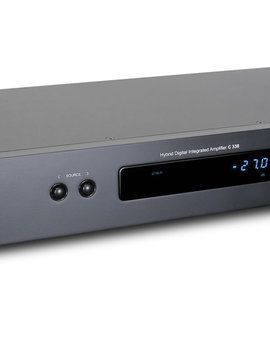 NAD C 338 Integrated Amplifier, WiFi Enabled
