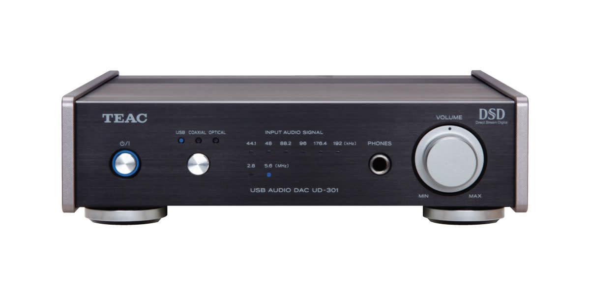 TEAC UD-301-X USB DAC