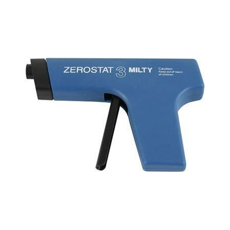 Milty UK Zerostat 3 Antistatic gun for Vinyl Records