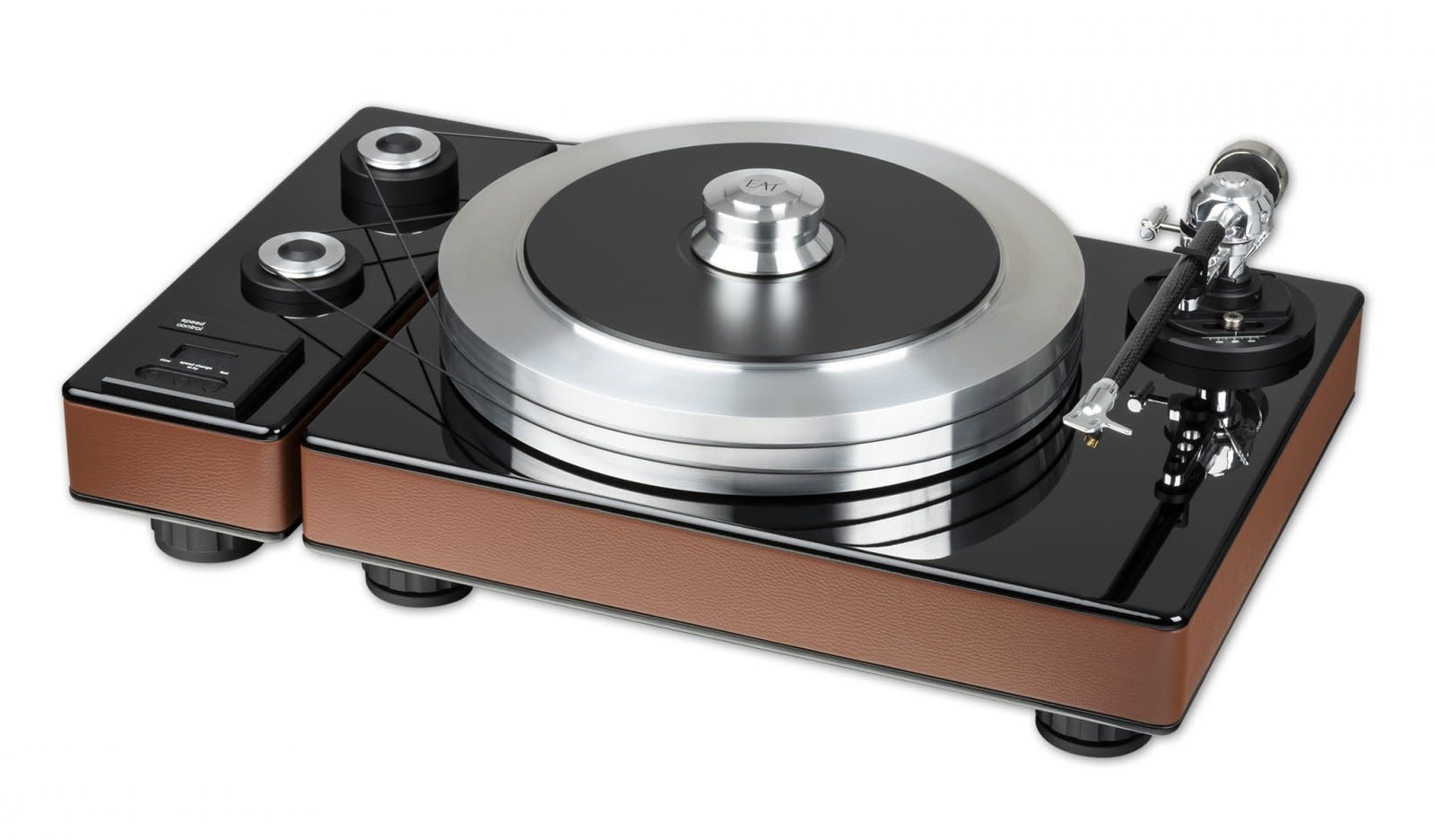 EAT EAT Fortissimo Leather Edition Turntable
